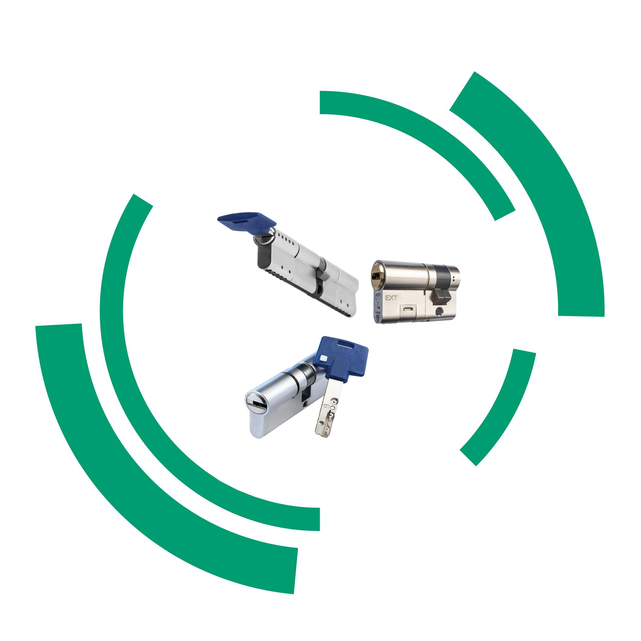 Manual Door Locks- Associated