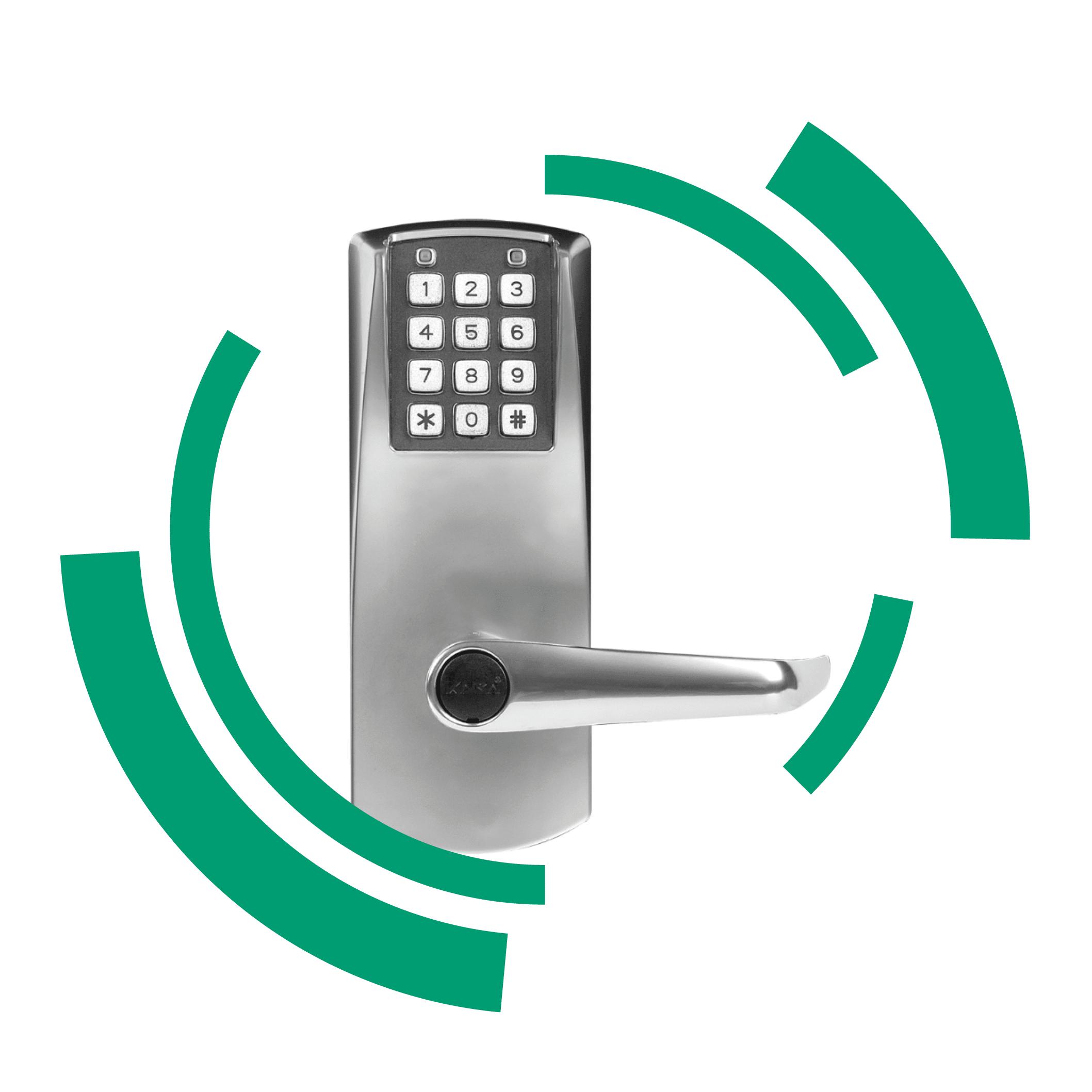 Mechanical Access Control-Associated Security
