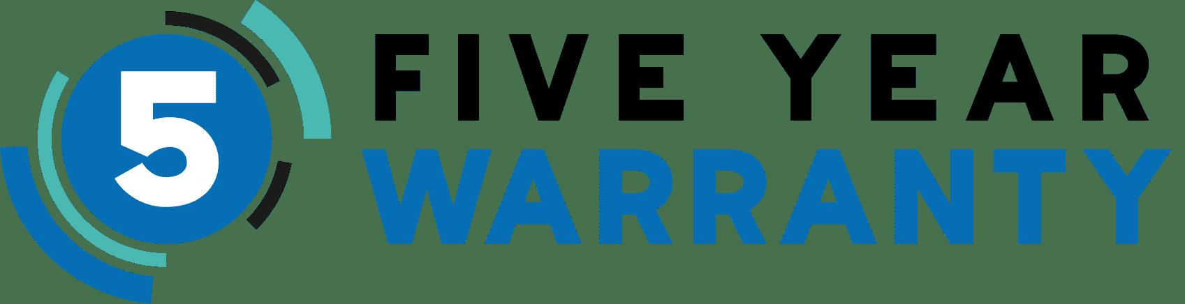 5 Year Warranty- Associated Security