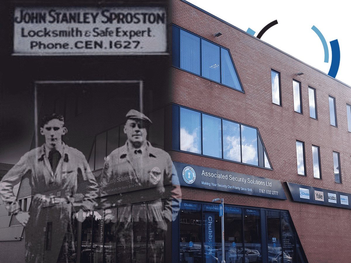 Associated Security Brief History Manchester Security