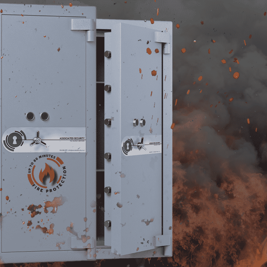 Fireproof Safes - Associated Security