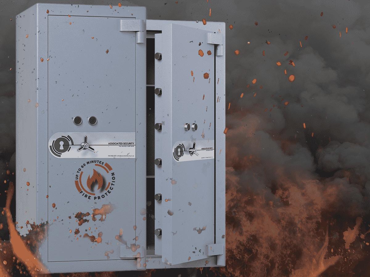 Fireproof Safes - Associated Security
