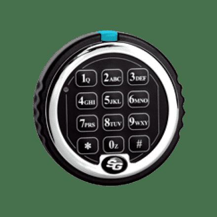 S&G Spartan 1007 Safe Lock