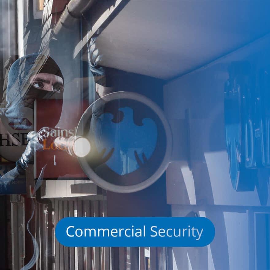 Commercial Burglary