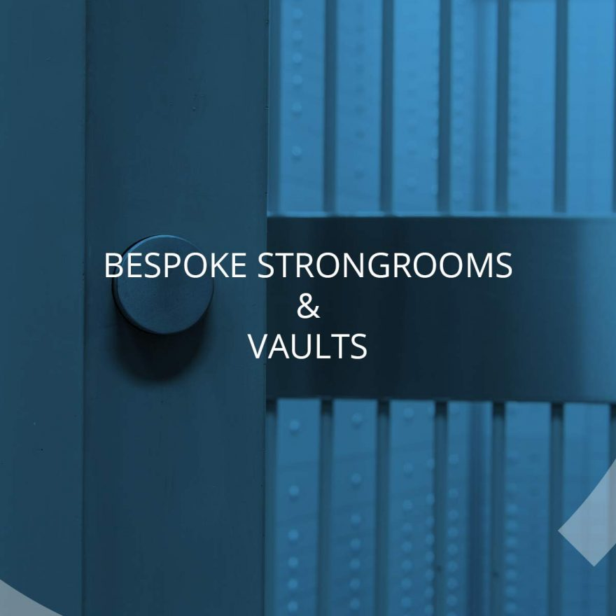 Bespoke Strongroom and Vault Installation By Associated Security