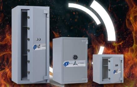 fireproof safe- security